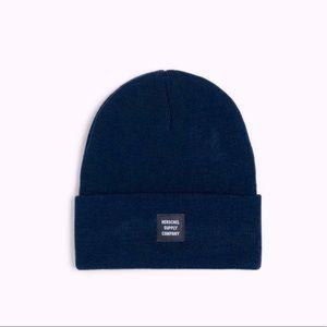 NWT Herschel Supply Company Abbott Knitted Hat OS